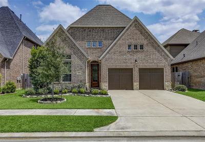 Houston Single Family Home For Sale: 2025 Arrowood Glen Drive
