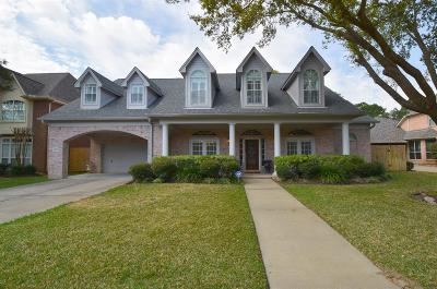 Katy Single Family Home For Sale: 2910 Meadow Pond Drive