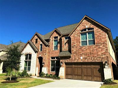 Spring Single Family Home For Sale: 23022 Creek Park Drive