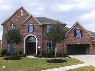 Dickinson, Friendswood Rental For Rent: 3302 Sussex Way