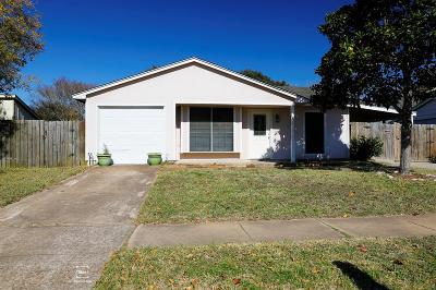 Hockley Single Family Home For Sale: 24406 Running Iron Drive