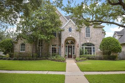 Sugar Land Single Family Home For Sale: 3503 Riviera Court