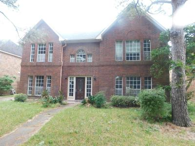 Single Family Home For Sale: 2714 Double Lake Drive
