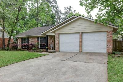 Kingwood TX Single Family Home For Sale: $160,000