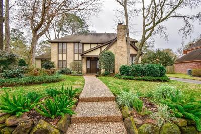 Houston Single Family Home For Sale: 2822 Eagle Creek Drive