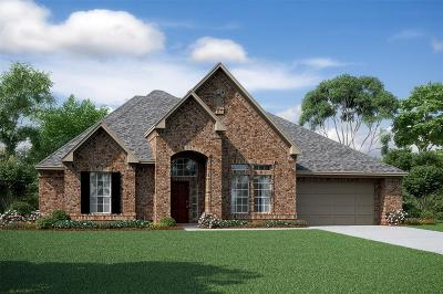 Pearland Single Family Home For Sale: 8017 Serenity Drive