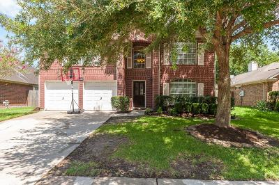 Friendswood Single Family Home For Sale: 2702 Port Carissa Drive