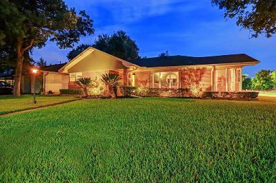 Houston Single Family Home For Sale: 2215 De Milo Drive