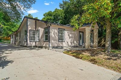 Houston Single Family Home For Sale: 1778 Pasadena Street