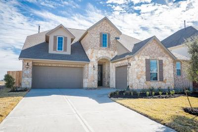 Rosenberg Single Family Home For Sale: 2019 Hampton Breeze Lane