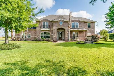 League City Single Family Home For Sale: 1808 Westwind Court