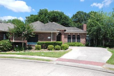 Friendswood Single Family Home For Sale: 413 Forest Pines Court