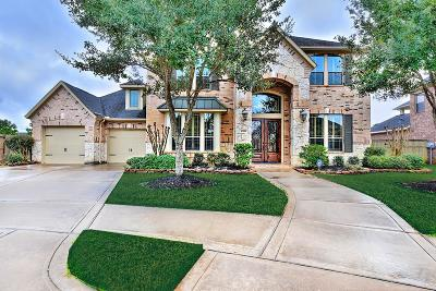 Fulshear TX Single Family Home For Sale: $575,000