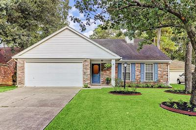 The Woodlands TX Single Family Home For Sale: $264,900