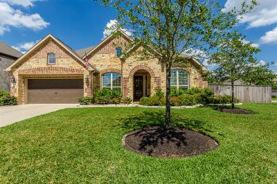 Tomball Single Family Home For Sale: 18526 Keiser Bend Drive