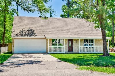 Conroe Single Family Home For Sale: 535 Pinewood Drive