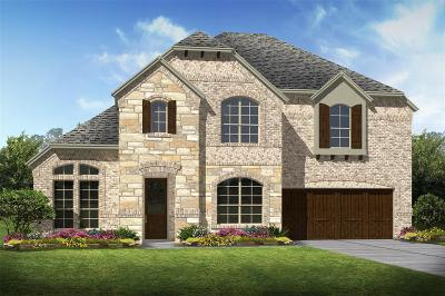 Spring Single Family Home For Sale: 7606 Trailing Oaks Drive