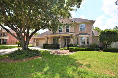Friendswood Single Family Home For Sale: 711 Red Oak Lane