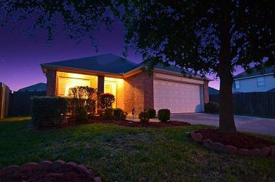 Katy Single Family Home For Sale: 1919 Vanderwilt Lane