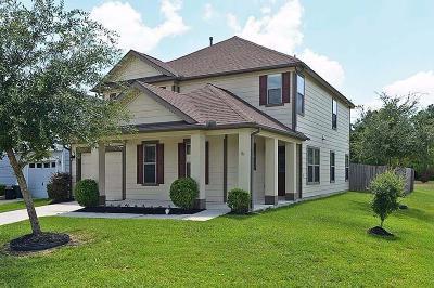 Humble Single Family Home For Sale: 20802 Bonham Park Lane