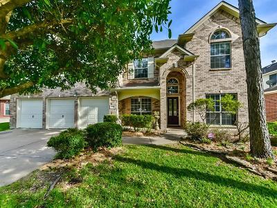Houston Single Family Home For Sale: 16523 E Canterra Circle
