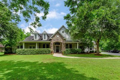 Fulshear Single Family Home For Sale: 31518 Fulshear Creek Trail