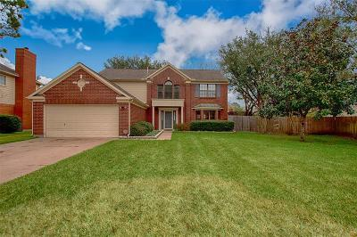 Houston TX Single Family Home For Sale: $274,900