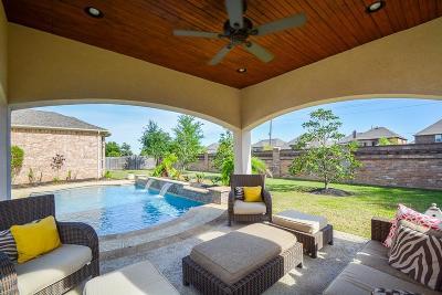 Katy Single Family Home For Sale: 27127 Barrington Lodge Lane