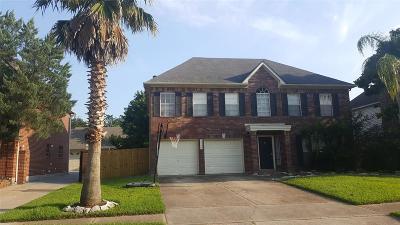 Pasadena Single Family Home For Sale: 6726 Elmscott Drive