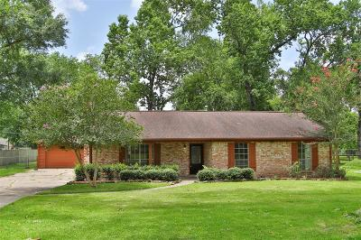 Cypress Single Family Home For Sale: 12616 Drumwood Lane