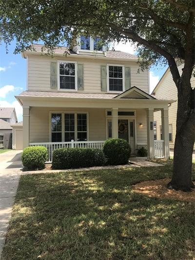 Katy Single Family Home For Sale: 18734 Sandelford Drive