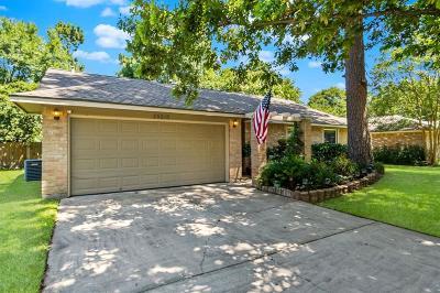 Spring Single Family Home For Sale: 25219 Thrushwood Lane