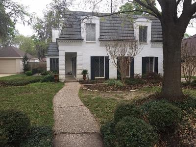 Single Family Home For Sale: 215 Green Park Dr Drive