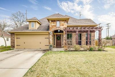 College Station Single Family Home For Sale: 2714 Brookway Drive