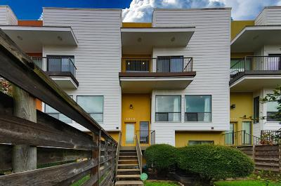 Houston Condo/Townhouse For Sale: 2315 Crawford Street