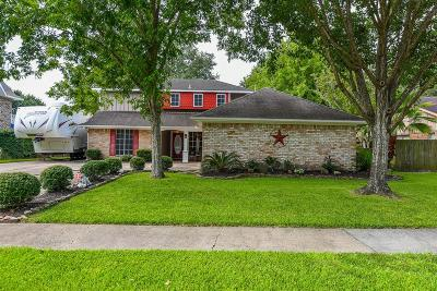 Deer Park Single Family Home For Sale: 2521 Maxwell Lane