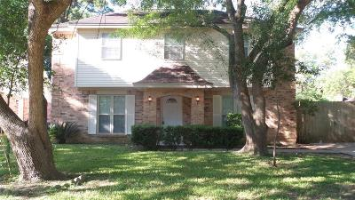 Tomball Single Family Home For Sale: 22727 Black Willow Drive