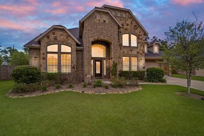 Conroe Single Family Home For Sale: 8345 Greenleaf Ridge Way