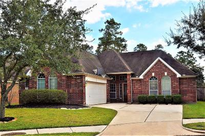 Humble Single Family Home For Sale: 7810 Hazy Brook Lane