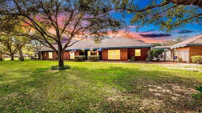 Tomball Single Family Home For Sale: 21407 Cypress Rosehill Road Road
