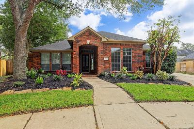 Houston Single Family Home For Sale: 12603 Wilbury Park