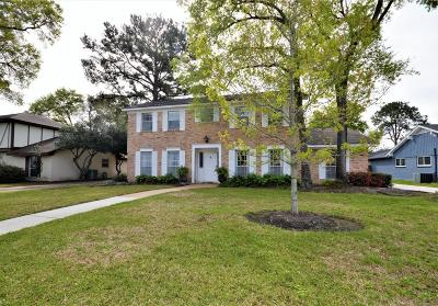 Seabrook Single Family Home For Sale: 4126 Shady Springs Drive