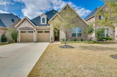 Katy Single Family Home For Sale: 2306 Angel Trumpet Drive