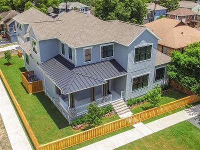 Houston TX Single Family Home For Sale: $1,449,000