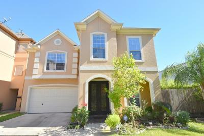 Single Family Home For Sale: 9911 Adeline Lane