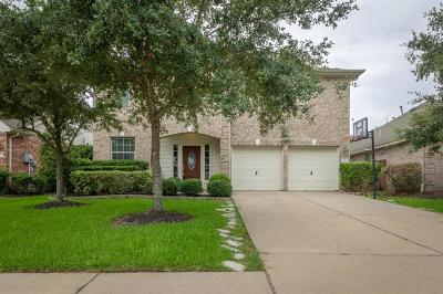 Pearland Single Family Home For Sale: 13020 Castlewind Lane