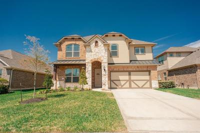 Pearland Single Family Home For Sale: 2710 Park Crossing