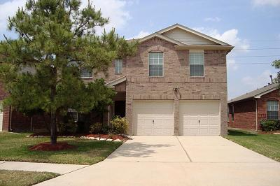 Tomball Single Family Home For Sale: 11918 Solon Springs Drive