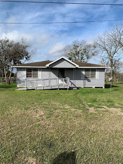 Madison County, Brazos County Single Family Home For Sale: 2602 Tabor Road