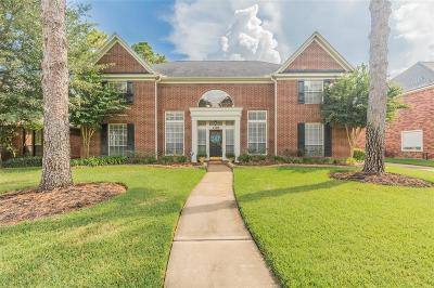 Katy Single Family Home For Sale: 1319 Breezy Bend Drive
